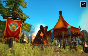 Midsummer Fire Festival Achievements Boost