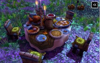 Pilgrim's Bounty Achievements Boost