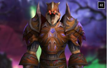 Hunter Tier 3 Appearance - Cryptstalker Armor Transmog Set