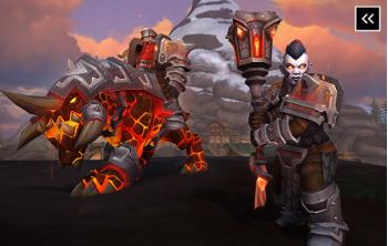 Dark Iron Dwarf Boost