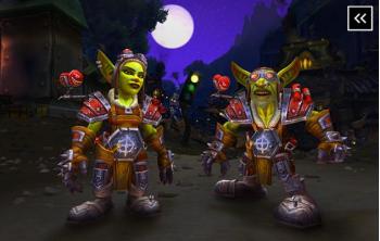 Goblin Heritage Armor Boost