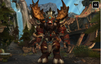 Highmountain Tauren Boost
