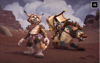 Vulpera Allied Race Unlock
