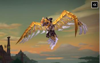 Battle for Azeroth Pathfinder - Flying in BFA
