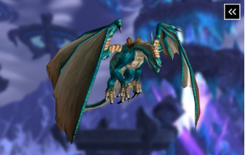 Reins of the Blue Drake