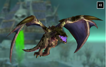 Reins of the Plagued Proto-Drake Mount
