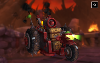 Vicious War Trike Mount