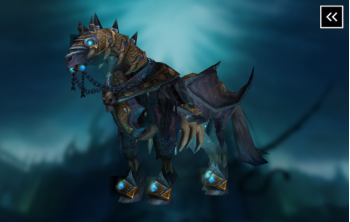 Invincible's Reins - Lich King Mount