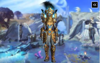Kyrian Covenant Armor Set