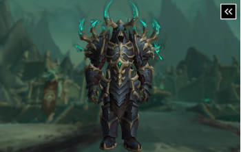 Necrolords Covenant Armor Set