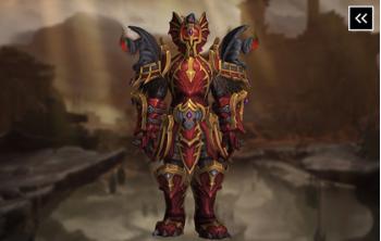 Venthyr Covenant Armor Set