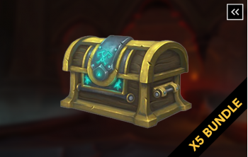 Mythic+ Bundle x5 Runs With 2 Free Traders