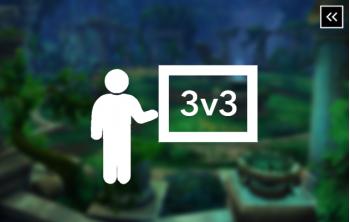 Arena Coaching - 3v3 Selfplay
