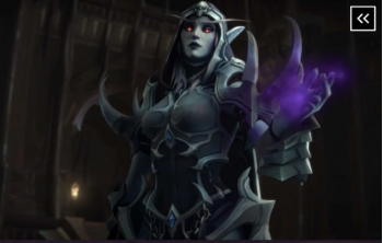 Sylvanas Windrunner Kill