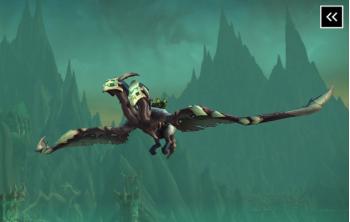 Shadowlands Flying Unlock